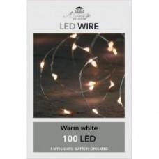 LED wire - 100 LED - 5 m