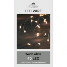LED wire - 40 LED - 2 m