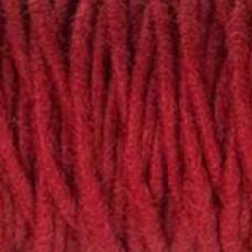 Wolkoord 'Dochtfaden' Ø 5 mm x 5 m - rood