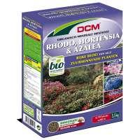 DCM Meststof Azalea, Rhodo, Azalea - 1.5 kg