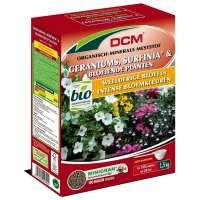 DCM Meststof Geraniums & Bloeiende planten - 1.5 kg