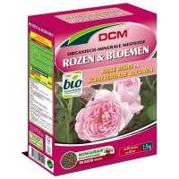 DCM Meststof Rozen & Bloemen - 1.5 kg