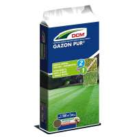 DCM Meststof Gazon Pur - 20 kg (voor 250 m²)