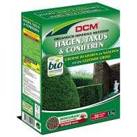 DCM Meststof Hagen, Taxus & Coniferen - 1,5 kg